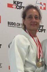 Sonia Stauffer : Trainerin